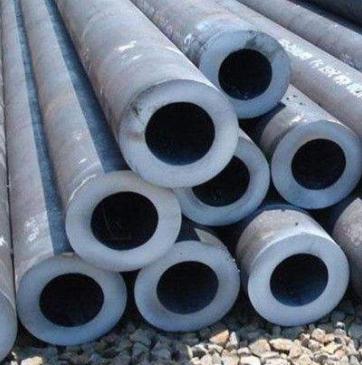 海口q345热轧无缝钢管